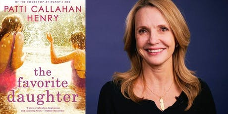 Literary Luncheon: Patti Callahan Henry | The Favorite Daughter tickets