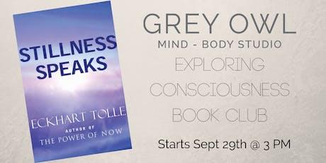 Exploring Consciousness Book Club tickets