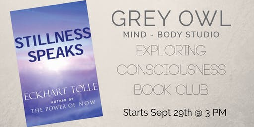 Exploring Consciousness Book Club