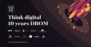 Think Digital - 10 years DBOM