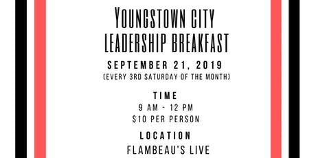 Leadership Breakfast tickets
