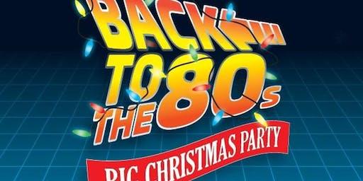 80's Festive Dinner Disco