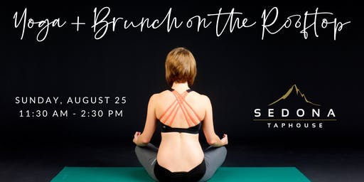 Yoga + Brunch on the Rooftop