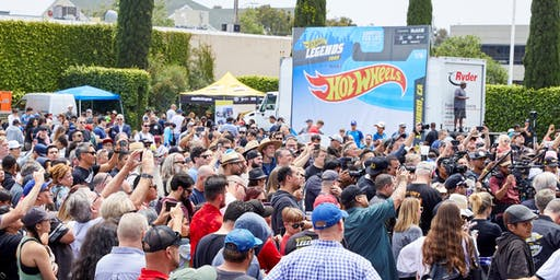 Hot Wheels Legend Tour Coming to a Lacey Walmart Parking Lot