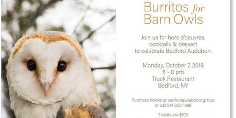 Burritos for Barn Owls tickets
