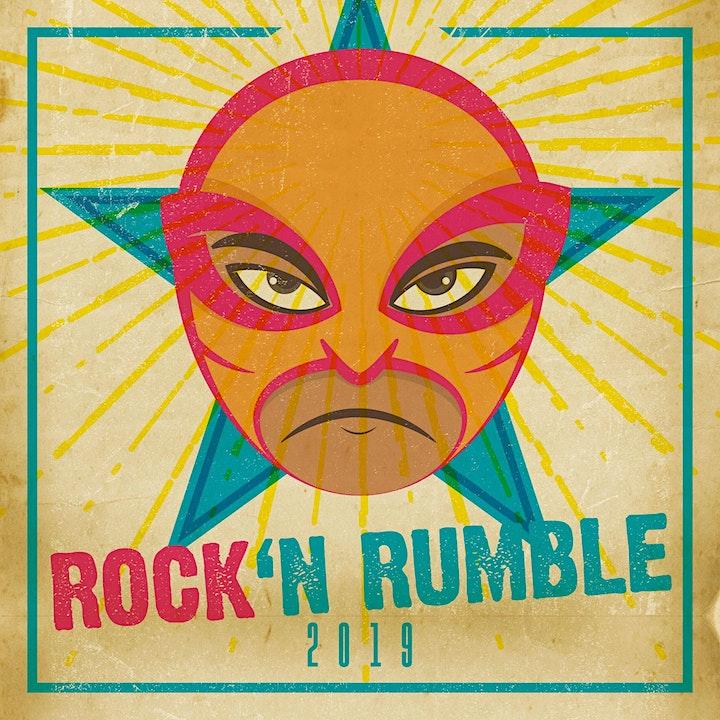 Rock N Rumble III - Temwa x Wrestle For Humanity - LIVE EVENT image