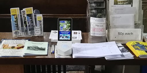 Contactless Giving in Your Parish