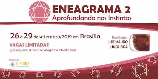 ENEAGRAMA 2 - Aprofundando nos Instintos ~com Luiz Mauro Junqueira