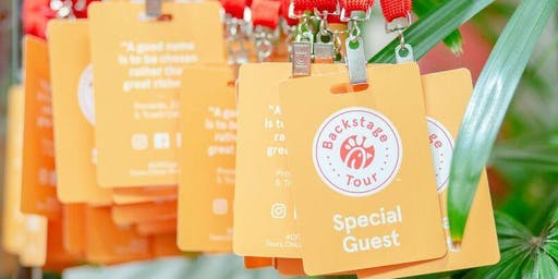 Chick-fil-A Backstage Tour Educator Open House