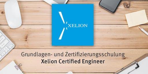 Xelion, Zertifizierung IP-Telefonsystem (Grundlagen) - Stuttgart