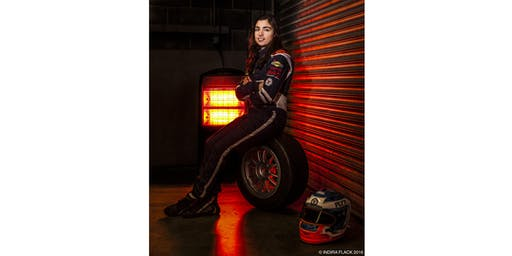 Women in the Industry | Portraits at speed with Indira Flack