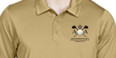 2019 Hollman Commemorative Golf Shirt