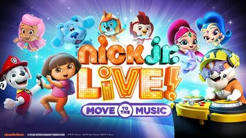 "Nick Jr. Live! ""Move to the Music"""