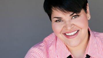 Comedian Jen Kober