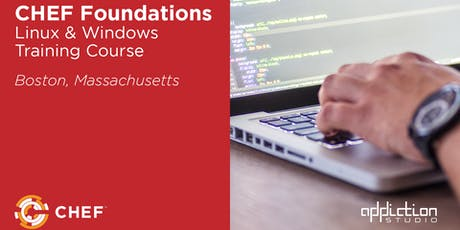 CHEF Foundations - Linux & Windows - Training Course tickets