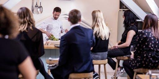 Pasta making masterclass with Chef Danilo Cortellini