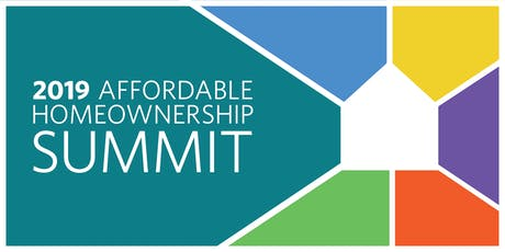 2019 Affordable Homeownership Summit tickets