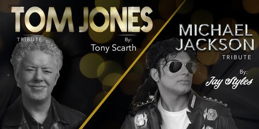 Tribute Tom Jones / Michael Jackson
