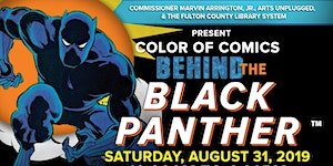 Behind The Black Panther