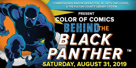 Behind The Black Panther tickets