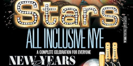 Stars New years All Inclusive tickets