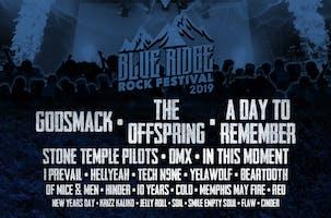 Blue Ridge Rock Festival 2019