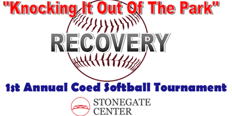 1st Annual SGC Coed Recovery Softball Tournament tickets