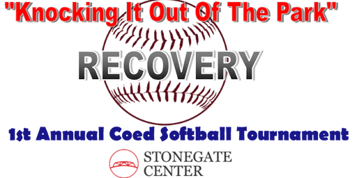 1st Annual SGC Coed Recovery Softball Tournament