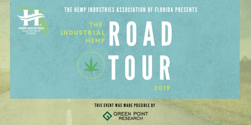 HIAF Industrial Hemp Road Tour: South Florida Event