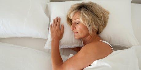 Getting a Good Night's Sleep tickets