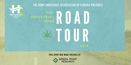 HIAF Industrial Hemp Road Tour: Jasper Event