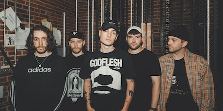 Boston Manor w/ Microwave, Heart Attack Man, + more @ Davey's Uptown [KC] tickets