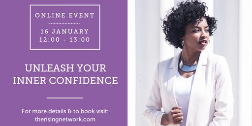 ONLINE EVENT: Unleash Your Inner Confidence