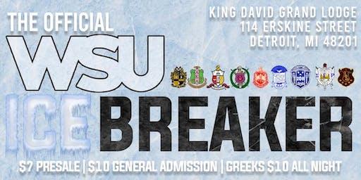The Official WSU NPHC Ice Breaker