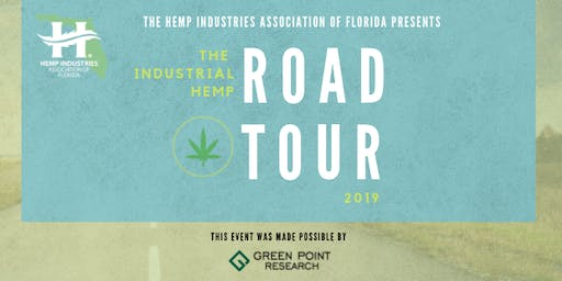 HIAF Industrial Hemp Road Tour: Clermont Event