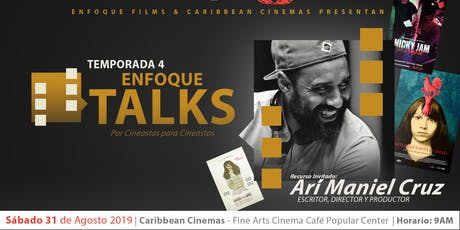 ENFOQUE TALKS: Ari Maniel Cruz tickets