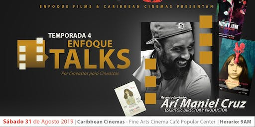 ENFOQUE TALKS: Ari Maniel Cruz