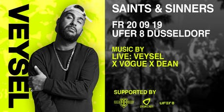 VEYSEL LIVE  by Saint Events Tickets