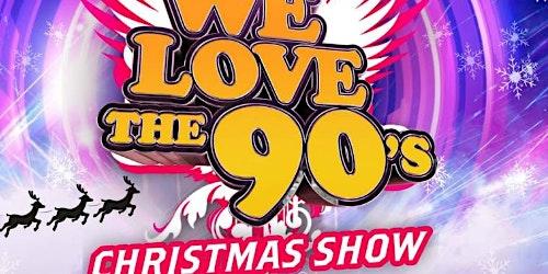 90's Festive Dinner Disco