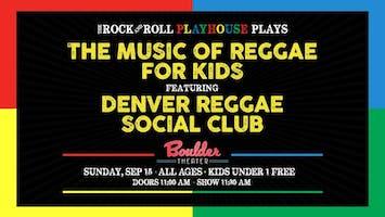 *THE MUSIC OF REGGAE FOR KIDS