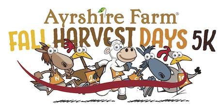 Ayrshire Farm Heritage Breed Festival 5K tickets