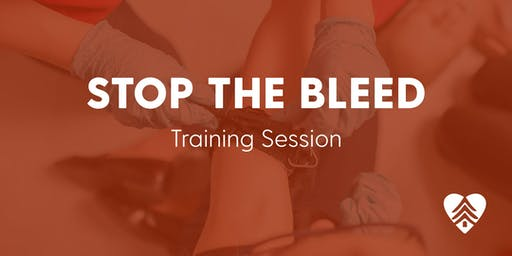 Stop the Bleed Training - October 1, 2019