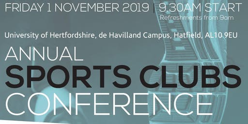 Sports Clubs Conference