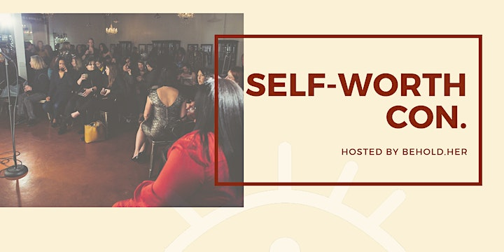 BEHOLD.HER SELF-WORTH CONFERENCE 2019 image