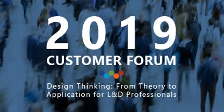 2019 GP Strategies Customer Forum - Singapore tickets