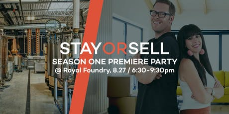 "HGTV's ""Stay or Sell"" Premiere Viewing Party tickets"