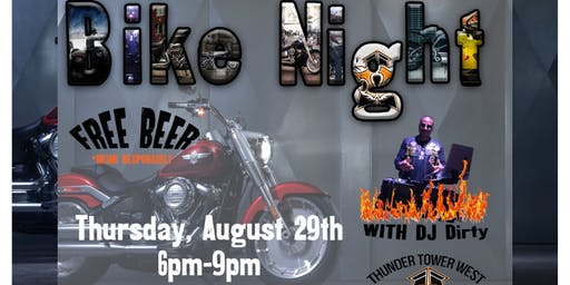 Bike Night at Thunder Tower West Harley-Davidson®
