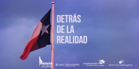 Documentary Screening: Detrás de la Realidad tickets