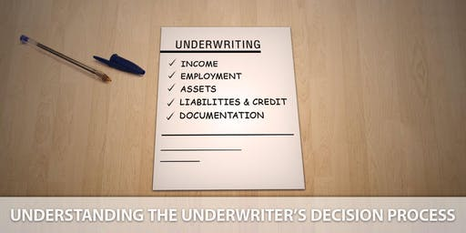 Writing Contracts: Underwriter's Perspective