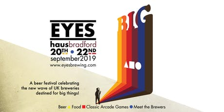 BIG Beer Festival at EYES Haus tickets